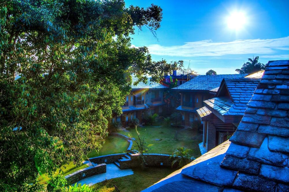 템플 트리 리조트 & 스파(Temple Tree Resort & SPA) Hotel Image 50 - Garden