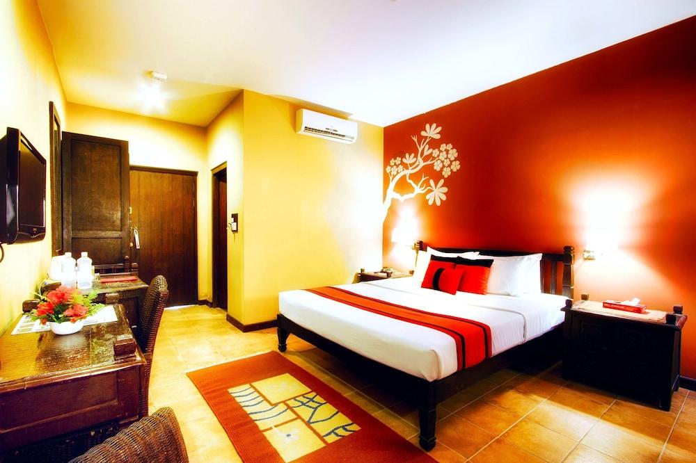 템플 트리 리조트 & 스파(Temple Tree Resort & SPA) Hotel Image 7 - Guestroom