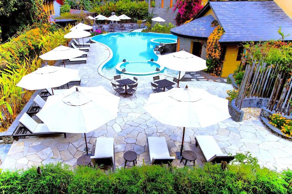 템플 트리 리조트 & 스파(Temple Tree Resort & SPA) Hotel Image 17 - Outdoor Pool