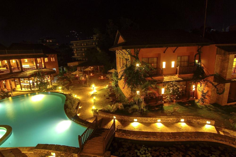 템플 트리 리조트 & 스파(Temple Tree Resort & SPA) Hotel Image 62 - View from Hotel