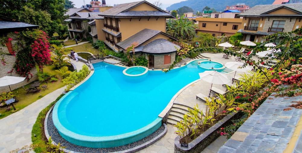템플 트리 리조트 & 스파(Temple Tree Resort & SPA) Hotel Image 16 - Outdoor Pool