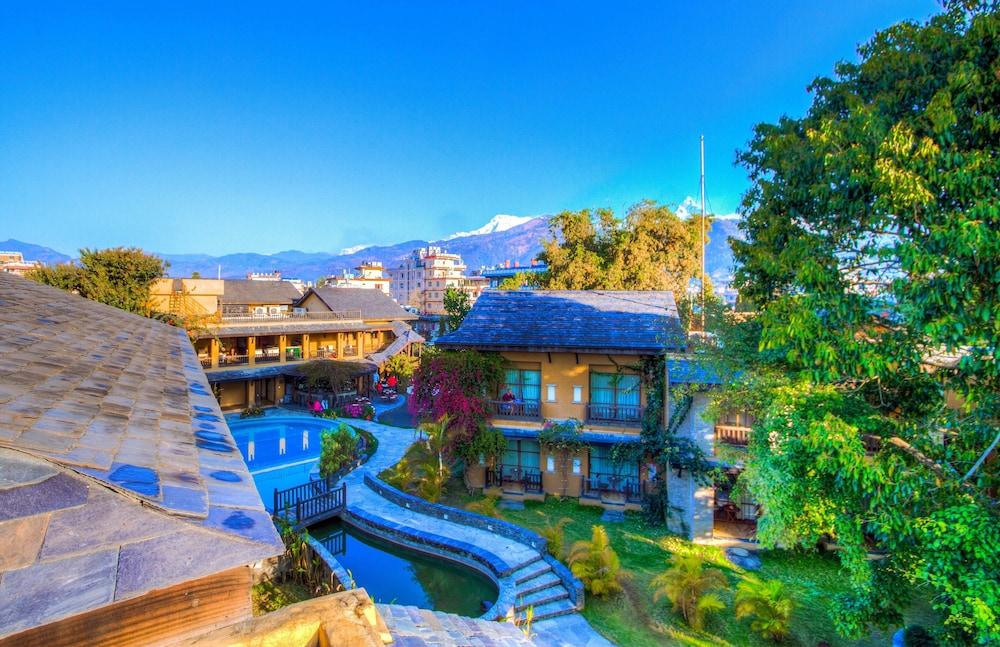 템플 트리 리조트 & 스파(Temple Tree Resort & SPA) Hotel Image 63 - View from Hotel