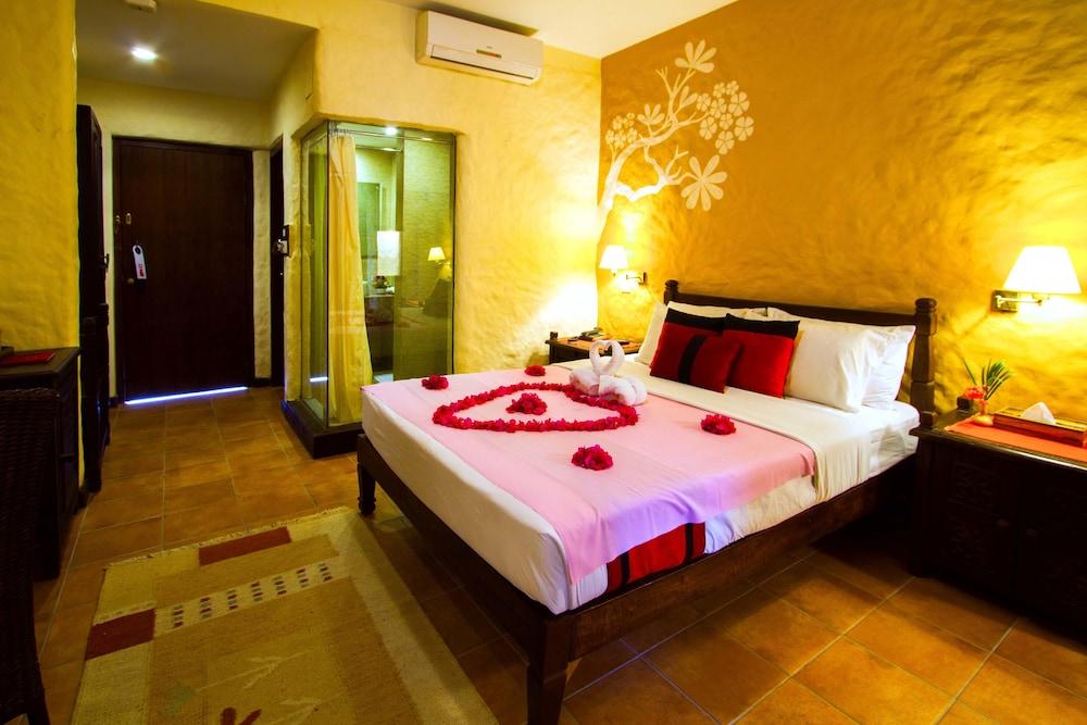 템플 트리 리조트 & 스파(Temple Tree Resort & SPA) Hotel Image 8 - Guestroom