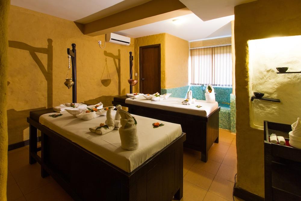 템플 트리 리조트 & 스파(Temple Tree Resort & SPA) Hotel Image 26 - Treatment Room