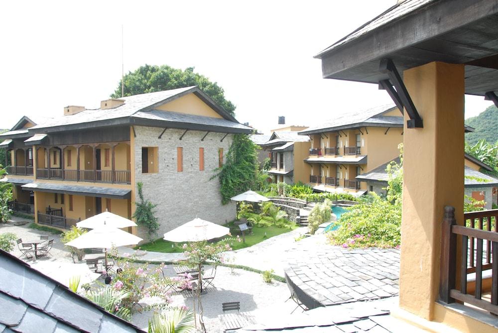템플 트리 리조트 & 스파(Temple Tree Resort & SPA) Hotel Image 57 - Exterior