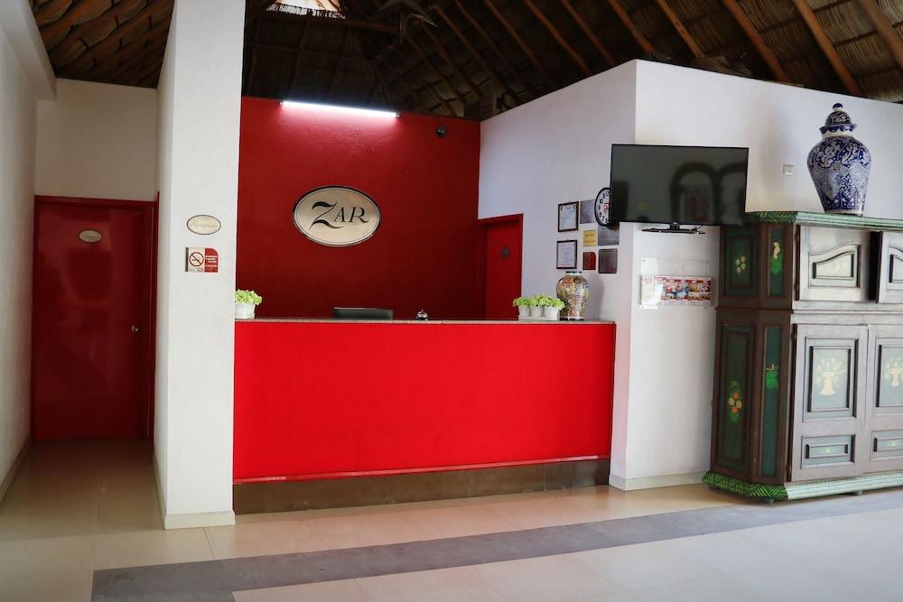자 만자닐로(Zar Manzanillo) Hotel Image 26 - Check-in/Check-out Kiosk