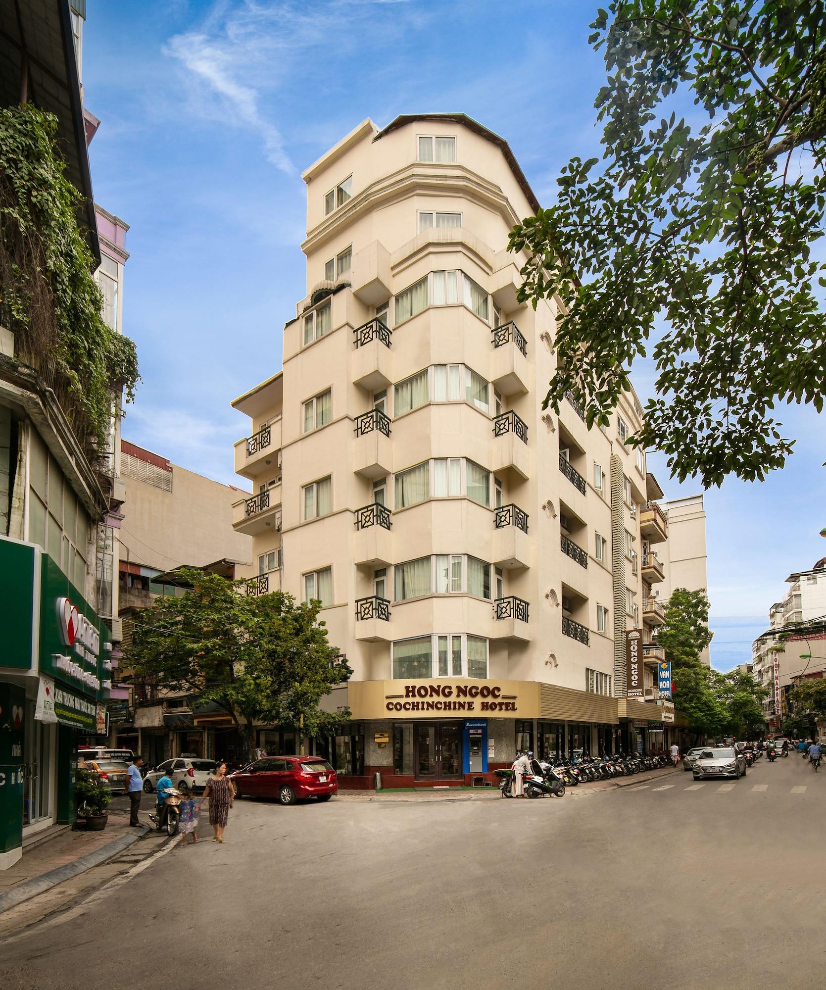 Hong Ngoc Cochincine Boutique Hotel & Spa, Ba Đình
