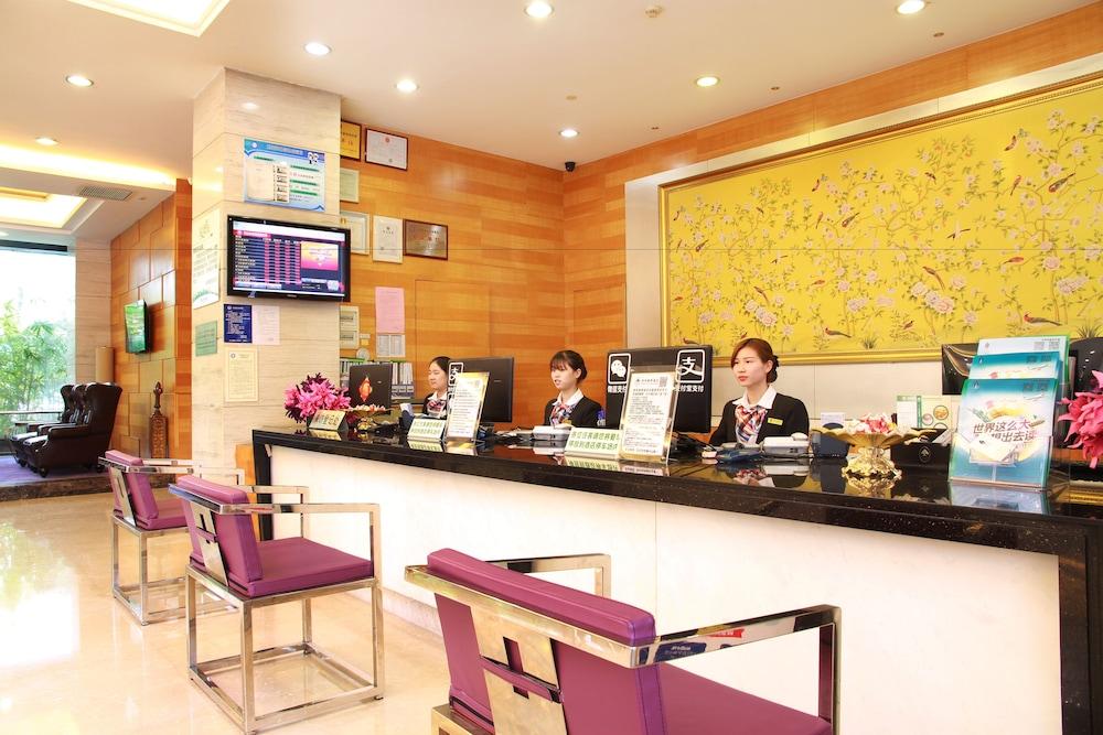 グリーン ツリー イン天山ロード - 汕頭ホテル (格林豪泰汕头天山路店)