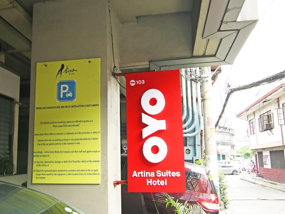 오요 103 아르티나 스위트 호텔(OYO 103 Artina Suites Hotel) Hotel Image 28 - Exterior detail