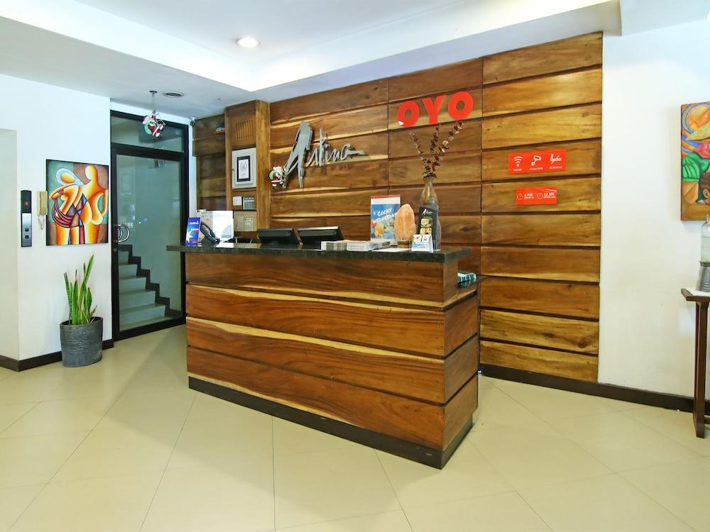 오요 103 아르티나 스위트 호텔(OYO 103 Artina Suites Hotel) Hotel Image 5 - Reception