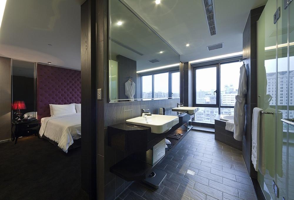 FX 호텔 타이베이 난징 이스트 로드 브랜치(FX Hotel Taipei Nanjing East Road Branch) Hotel Image 15 - Guestroom