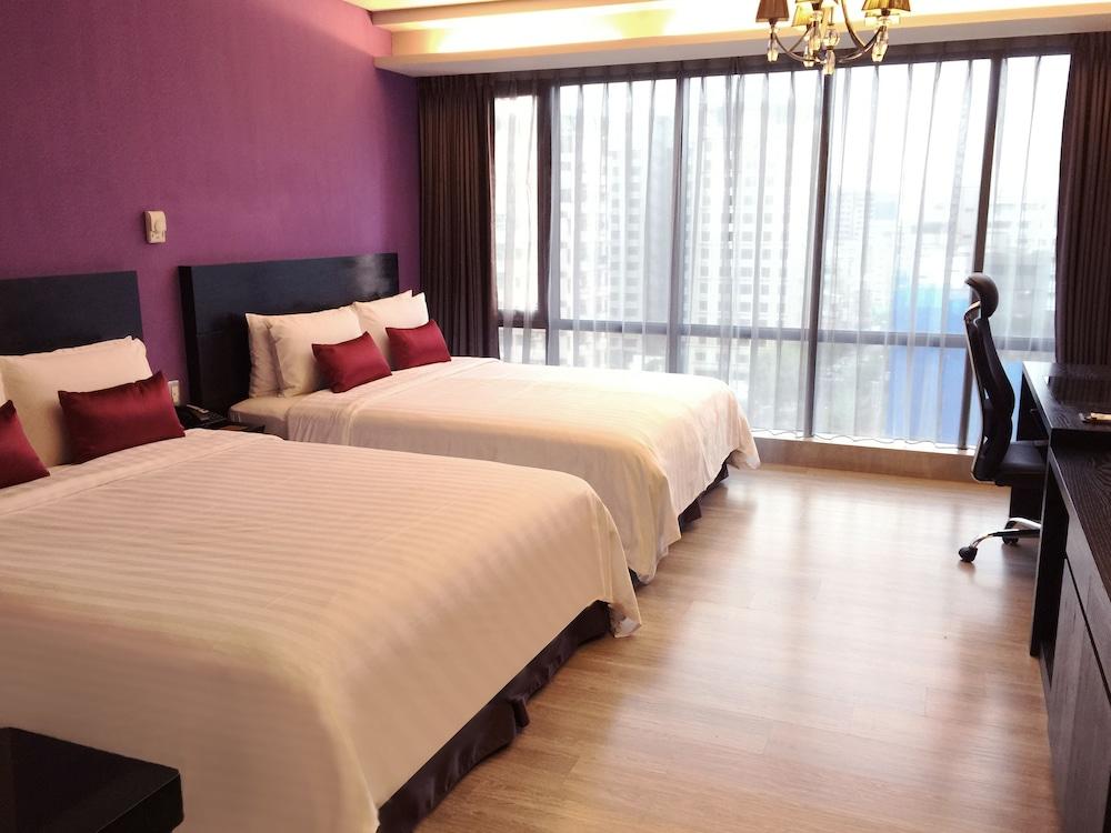 FX 호텔 타이베이 난징 이스트 로드 브랜치(FX Hotel Taipei Nanjing East Road Branch) Hotel Image 22 - Guestroom