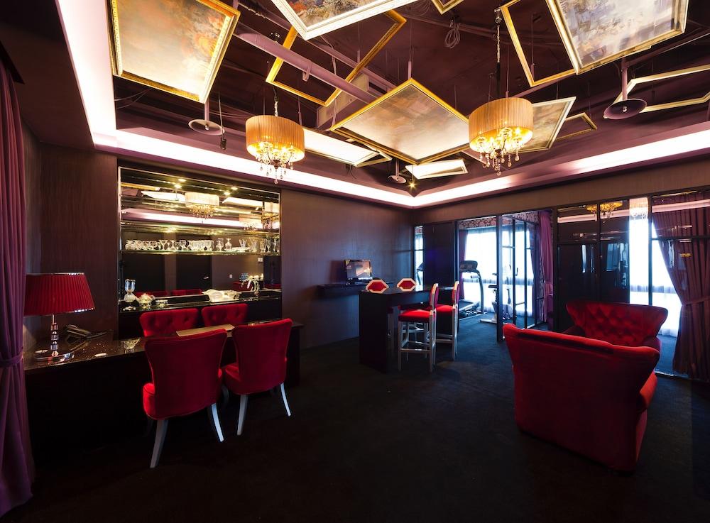 FX 호텔 타이베이 난징 이스트 로드 브랜치(FX Hotel Taipei Nanjing East Road Branch) Hotel Image 50 - Executive Lounge