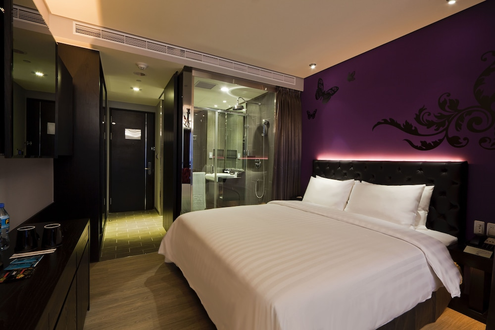 FX 호텔 타이베이 난징 이스트 로드 브랜치(FX Hotel Taipei Nanjing East Road Branch) Hotel Image 12 - Guestroom