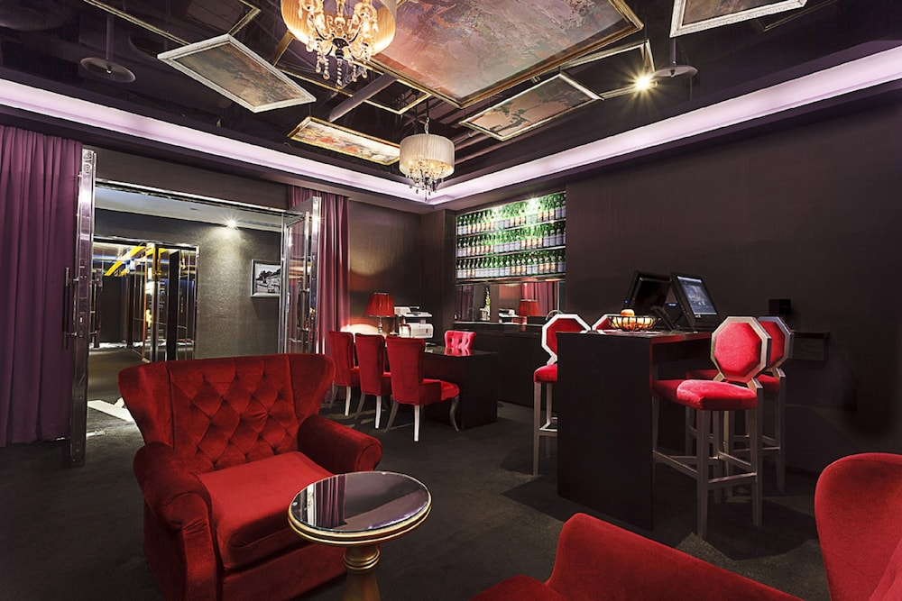 FX 호텔 타이베이 난징 이스트 로드 브랜치(FX Hotel Taipei Nanjing East Road Branch) Hotel Image 51 - Executive Lounge