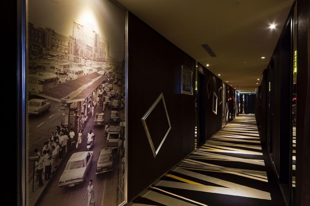FX 호텔 타이베이 난징 이스트 로드 브랜치(FX Hotel Taipei Nanjing East Road Branch) Hotel Image 45 - Hallway