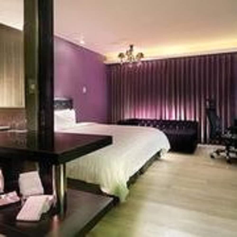 FX 호텔 타이베이 난징 이스트 로드 브랜치(FX Hotel Taipei Nanjing East Road Branch) Hotel Image 19 - Guestroom