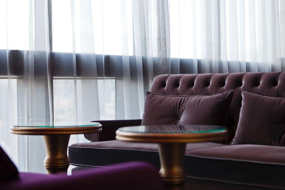 FX 호텔 타이베이 난징 이스트 로드 브랜치(FX Hotel Taipei Nanjing East Road Branch) Hotel Image 49 - Executive Lounge