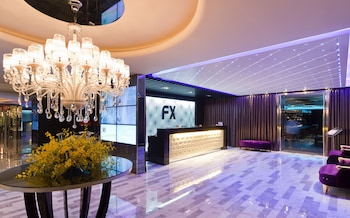 富驛時尚酒店台北南京東路館 FX Hotel Taipei Nanjing East Road Branch