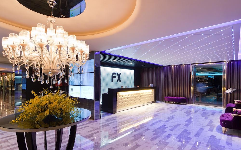 FX 호텔 타이베이 난징 이스트 로드 브랜치(FX Hotel Taipei Nanjing East Road Branch) Hotel Image 1 - Lobby