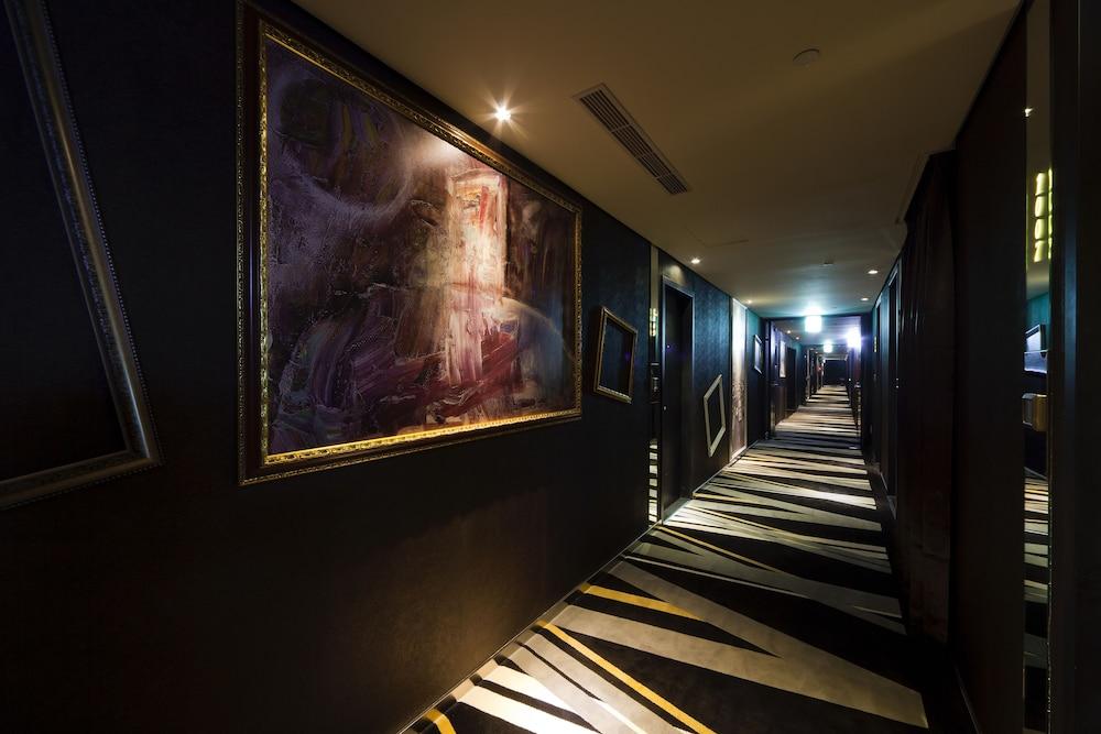 FX 호텔 타이베이 난징 이스트 로드 브랜치(FX Hotel Taipei Nanjing East Road Branch) Hotel Image 46 - Hallway