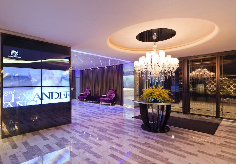 FX 호텔 타이베이 난징 이스트 로드 브랜치(FX Hotel Taipei Nanjing East Road Branch) Hotel Image 3 - Lobby