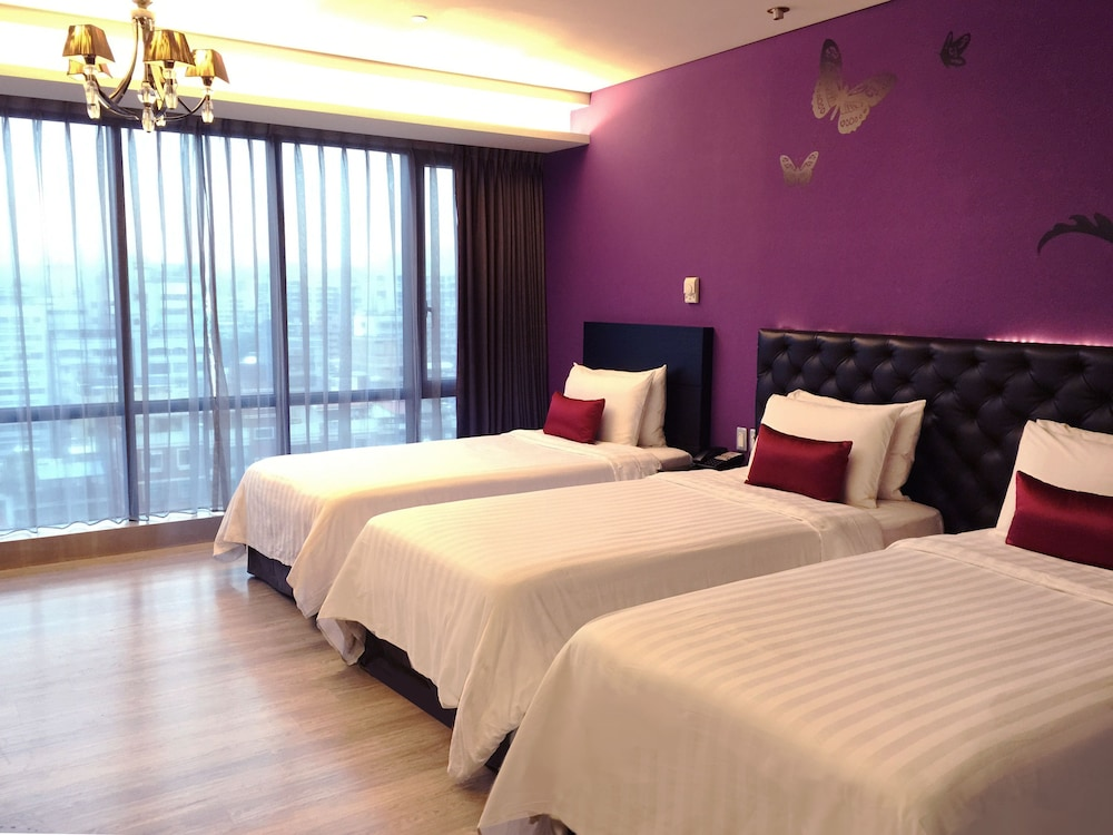 FX 호텔 타이베이 난징 이스트 로드 브랜치(FX Hotel Taipei Nanjing East Road Branch) Hotel Image 24 - Guestroom