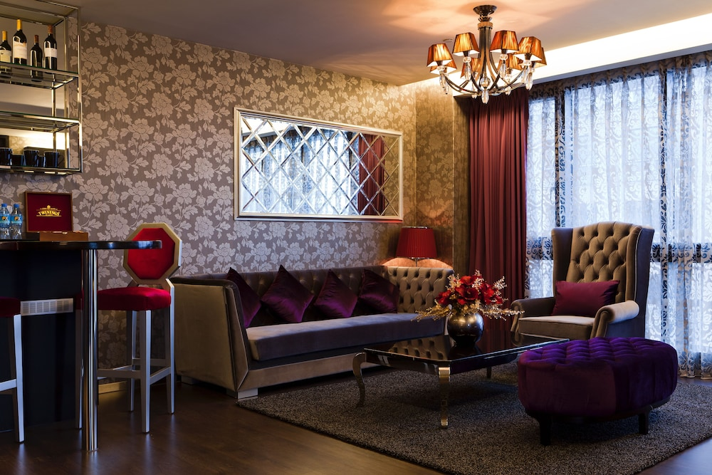 FX 호텔 타이베이 난징 이스트 로드 브랜치(FX Hotel Taipei Nanjing East Road Branch) Hotel Image 52 - Executive Lounge