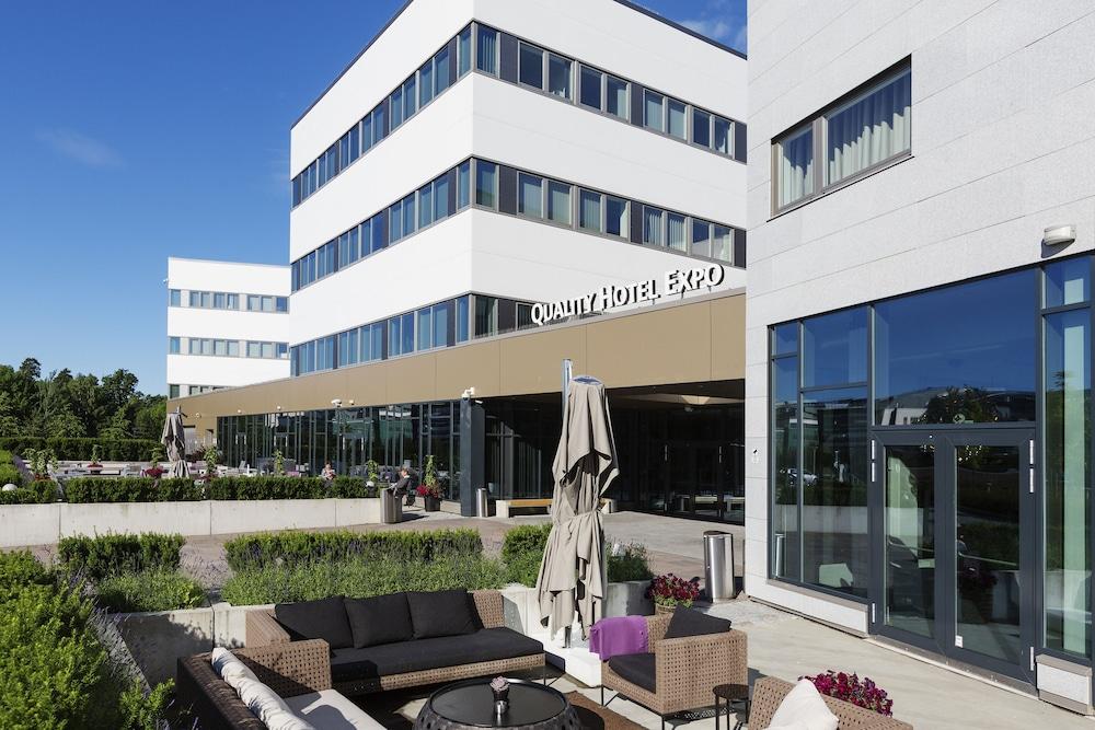 퀄리티 호텔 엑스포(Quality Hotel Expo) Hotel Image 0 - Featured Image