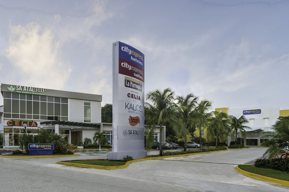 시티 익스프레스 플라야 델 카르멘(City Express Playa del Carmen) Hotel Image 16 - Hotel Entrance