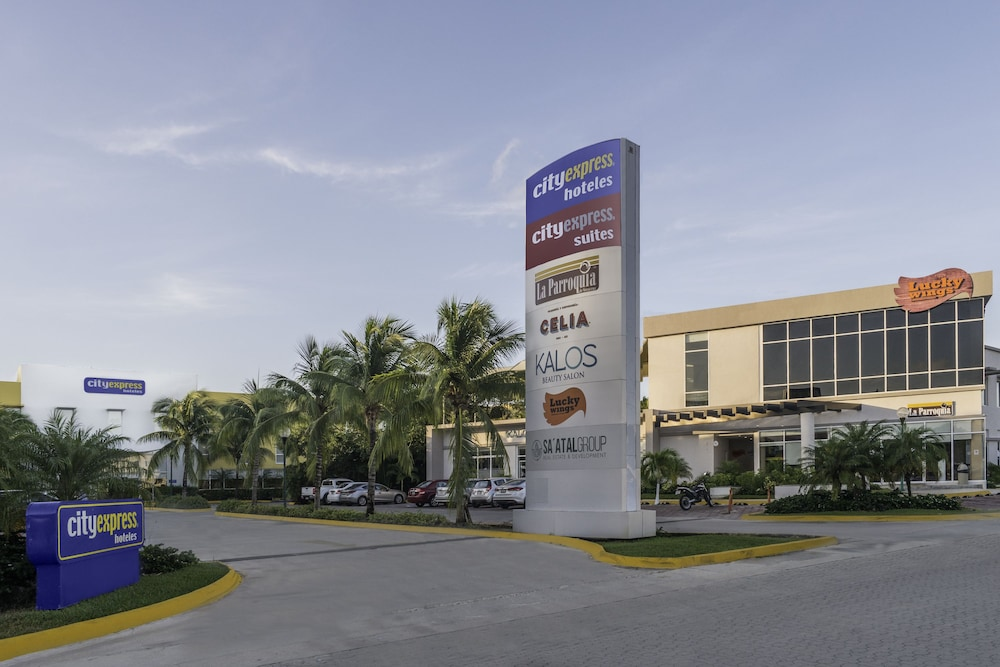 시티 익스프레스 플라야 델 카르멘(City Express Playa del Carmen) Hotel Image 17 - Hotel Entrance