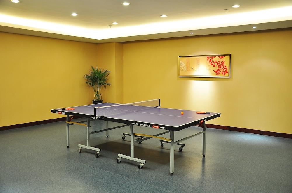 그랜드 스카이라이트 CIMC 호텔 양저우(Grand Skylight CIMC Hotel Yangzhou) Hotel Image 22 - Sports Facility