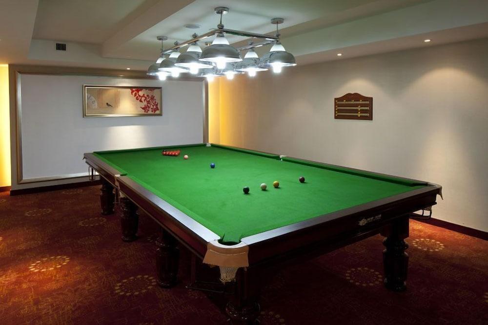 그랜드 스카이라이트 CIMC 호텔 양저우(Grand Skylight CIMC Hotel Yangzhou) Hotel Image 23 - Billiards