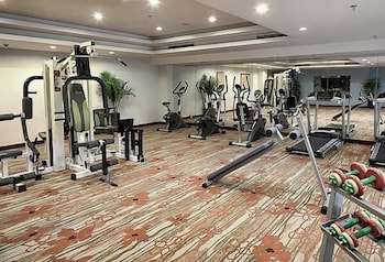 그랜드 스카이라이트 CIMC 호텔 양저우(Grand Skylight CIMC Hotel Yangzhou) Hotel Image 21 - Fitness Facility