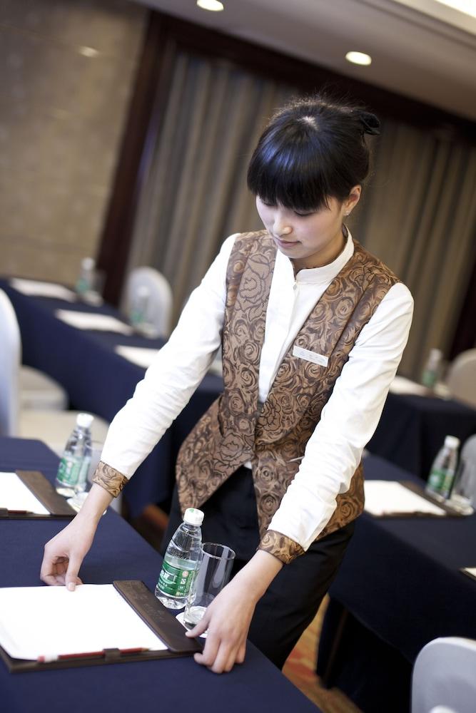 그랜드 스카이라이트 CIMC 호텔 양저우(Grand Skylight CIMC Hotel Yangzhou) Hotel Image 30 - Meeting Facility