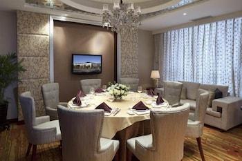 그랜드 스카이라이트 CIMC 호텔 양저우(Grand Skylight CIMC Hotel Yangzhou) Hotel Image 26 - Restaurant