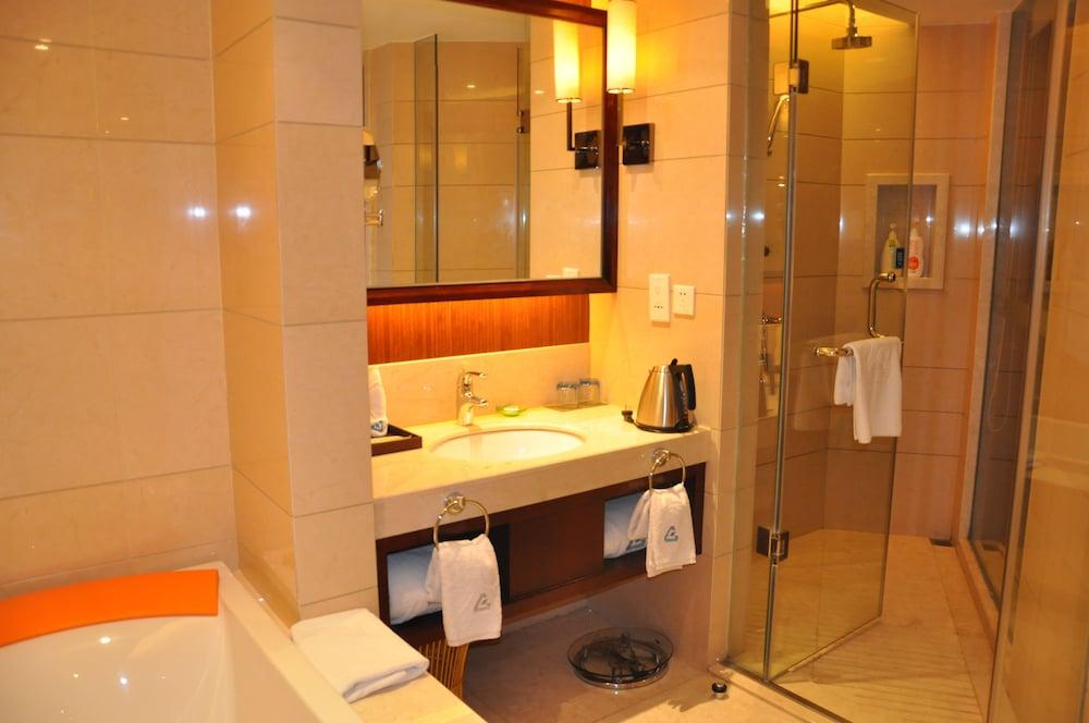 그랜드 스카이라이트 CIMC 호텔 양저우(Grand Skylight CIMC Hotel Yangzhou) Hotel Image 20 - Bathroom