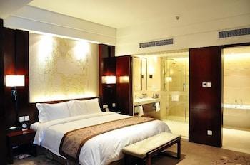 그랜드 스카이라이트 CIMC 호텔 양저우(Grand Skylight CIMC Hotel Yangzhou) Hotel Image 13 - Guestroom