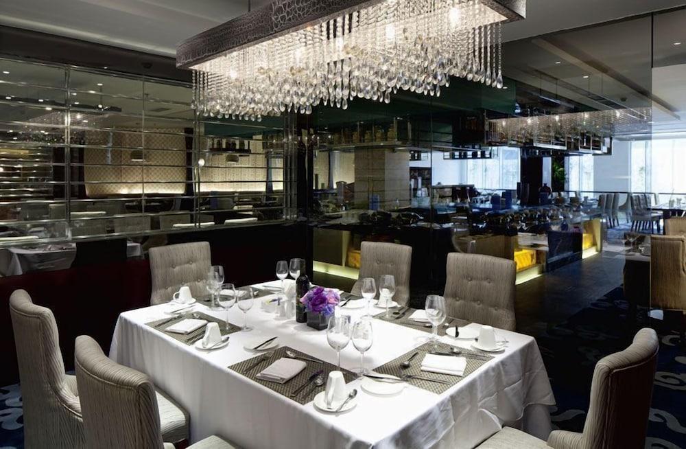 그랜드 스카이라이트 CIMC 호텔 양저우(Grand Skylight CIMC Hotel Yangzhou) Hotel Image 25 - Restaurant