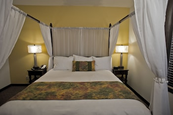 Deluxe Room, 1 King Bed, Partial View