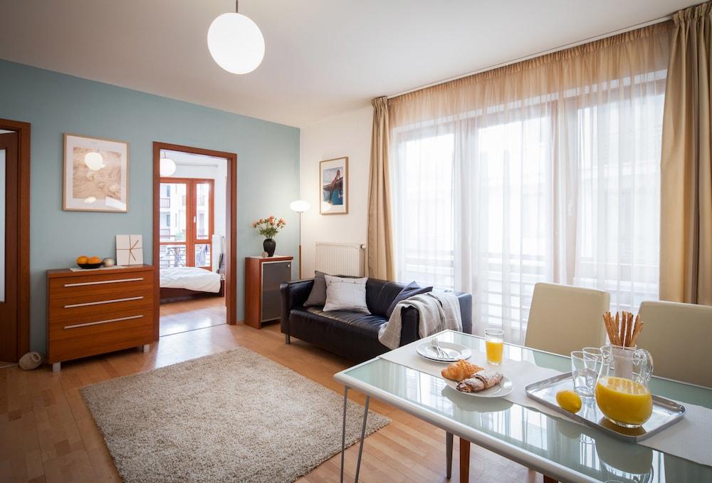 로드 레지던스(Lord Residence) Hotel Image 24 - Living Area