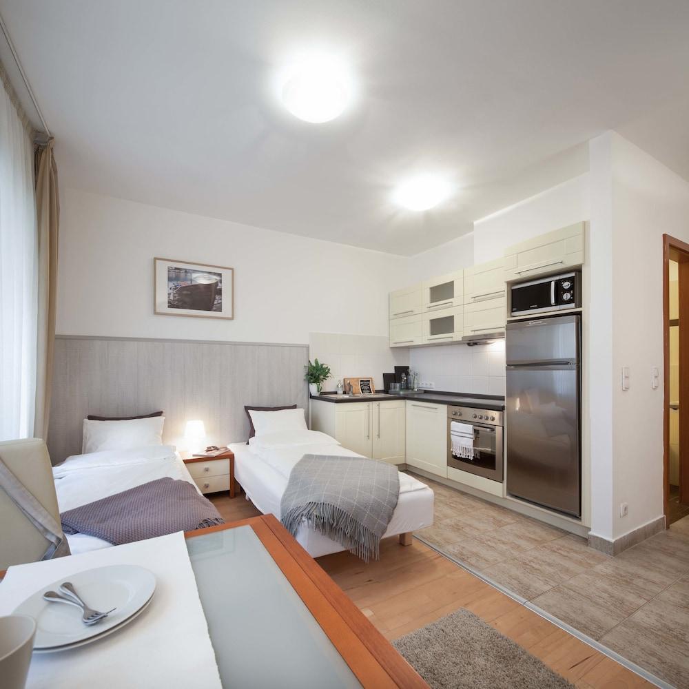 로드 레지던스(Lord Residence) Hotel Image 15 - In-Room Kitchen