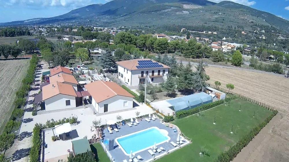 테라 데이 산티 컨트리 하우스(Terra dei Santi Country House) Hotel Image 99 - Aerial View