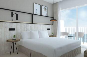 Standard İki Ayrı Yataklı Oda, Deniz Manzaralı