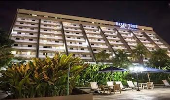 藍樹大廈里約波蒂飯店 Blue Tree Towers Rio Poty
