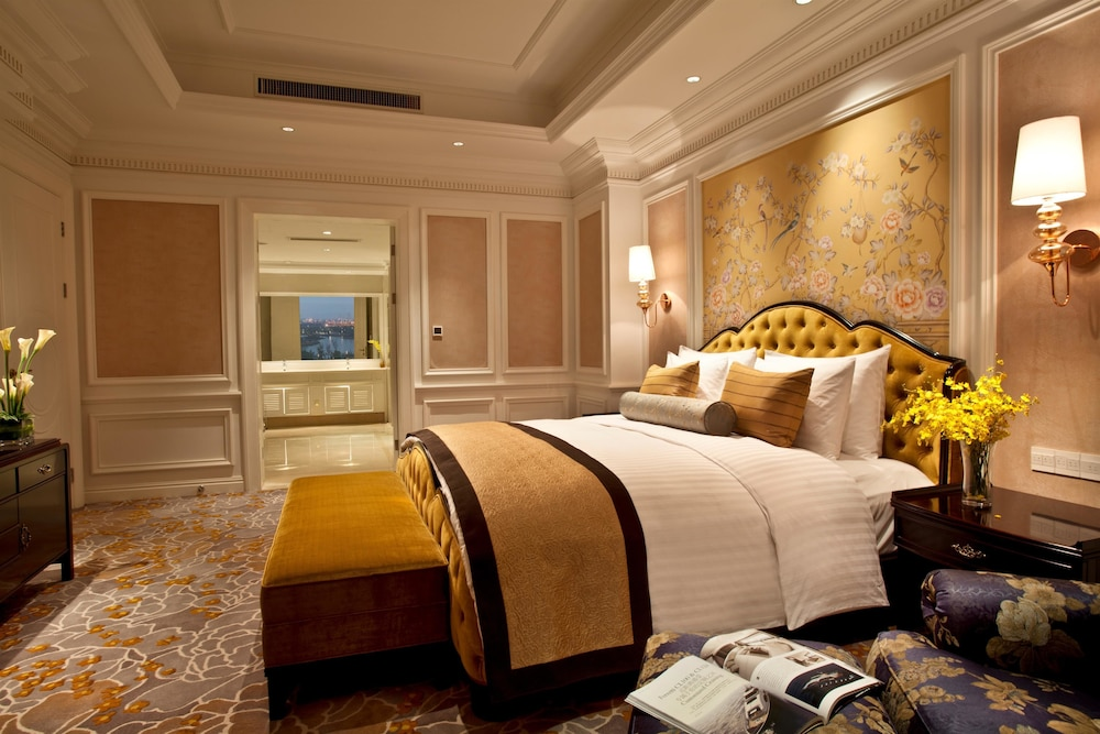 월드호텔 그랜드 주나 우시(Worldhotel Grand Juna Wuxi) Hotel Image 3 - Guestroom