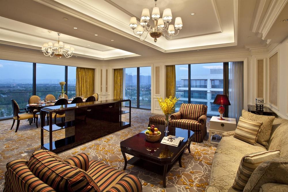 월드호텔 그랜드 주나 우시(Worldhotel Grand Juna Wuxi) Hotel Image 8 - Guestroom