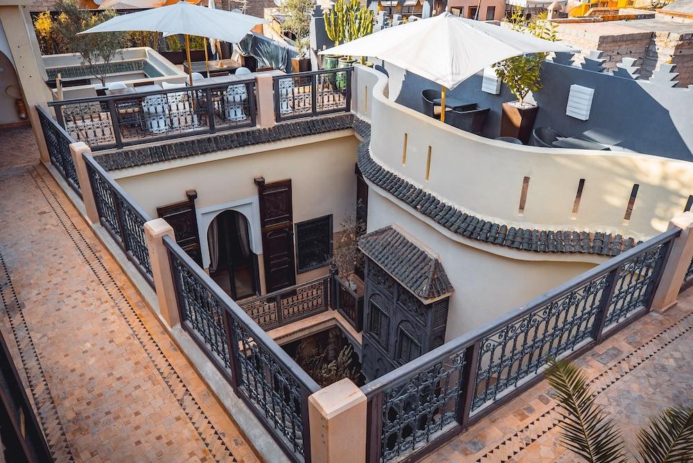 리야드 앰버 엣 에피시(Riad Ambre et Epices) Hotel Image 38 - Aerial View