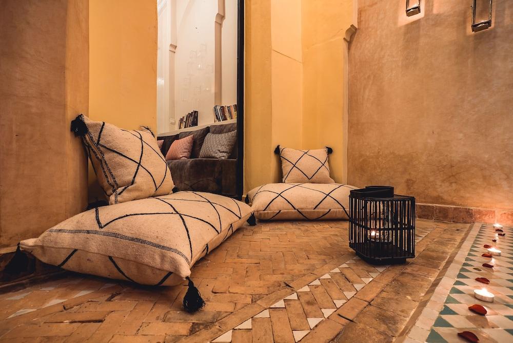 리야드 앰버 엣 에피시(Riad Ambre et Epices) Hotel Image 33 - Hotel Interior