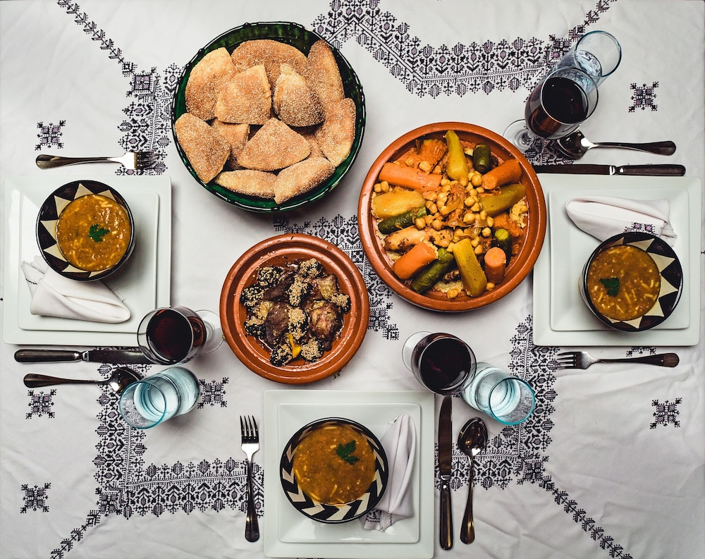 리야드 앰버 엣 에피시(Riad Ambre et Epices) Hotel Image 28 - Food and Drink